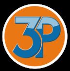 3P Corp Logo